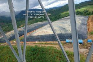 Xử lý nước thải chăn nuôi bằng hầm Biogas HDPE