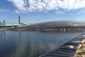 Thi công trọn gói hầm Biogas HDPE