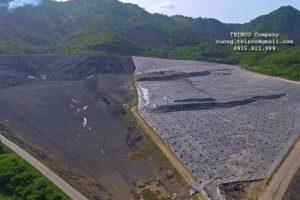 Dự án đóng phủ tạm thời Bãi rác Rù Rì Nha Trang