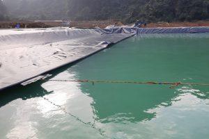 Làm Biogas lựa chọn màng HDPE nào?