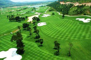 Giải pháp cảnh quan sân Golf